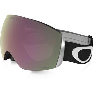 Oakley Flight Deck Snow Goggles Herr matte black w/ prizm hi pink iridium matte black w/ prizm hi pink iridium