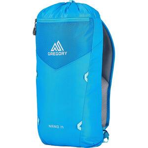 Gregory Nano 14 Backpack mirage blue mirage blue