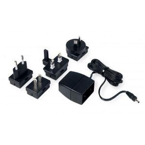 Powertraveller Universal Travel Charger black black