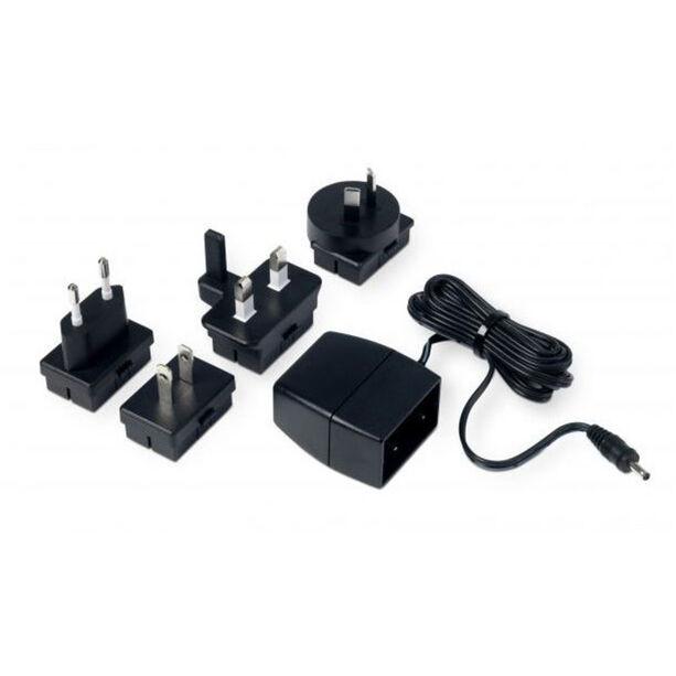 Powertraveller Universal Travel Charger black