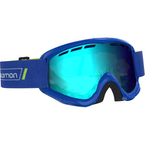 Salomon Juke Race Goggles Barn blue blue