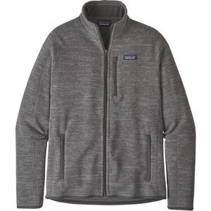 Patagonia Better Sweater Jacket Herr Nickel Nickel
