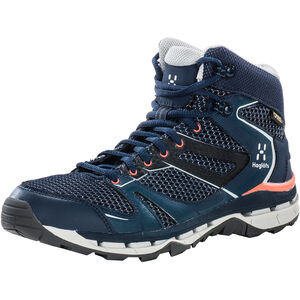 Haglöfs Observe Mid GT Surround Shoes Dam tarn blue/blue ink tarn blue/blue ink
