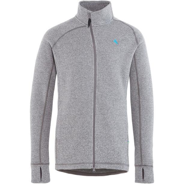 Klättermusen Balder Zip Jacket Herr light grey