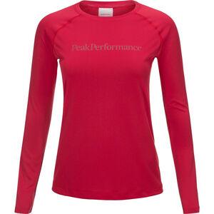 Peak Performance Gallos Co2 LS Shirt Dam true pink true pink