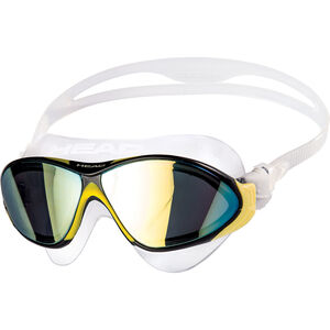 Head Horizon Mirrored clear-yellow-black-smoked mirrored clear-yellow-black-smoked mirrored
