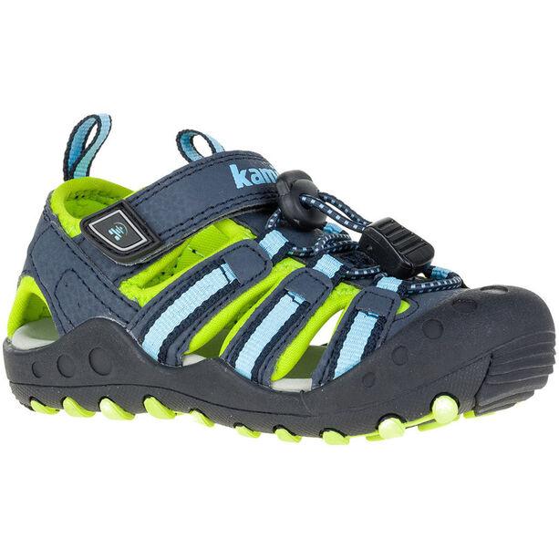 Kamik Crab Shoes Barn blue-bleu