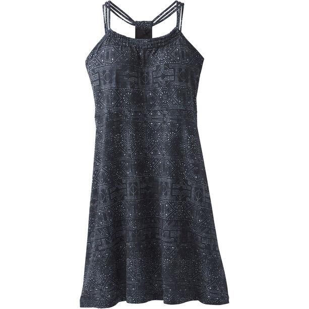 Prana Pristine Dress Dam black mosaic