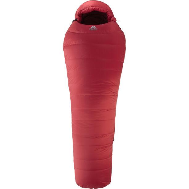 Mountain Equipment Glacier 1000 Sleeping Bag Regular imperial red