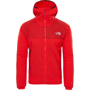 The North Face Summit L3 Ventrix Hoodie Herr fiery red fiery red