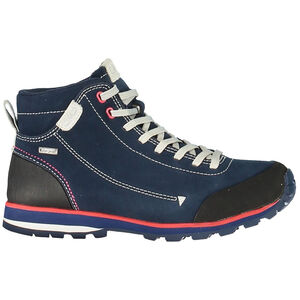 CMP Campagnolo Elettra Mid WP Hiking Shoes Dam black blue