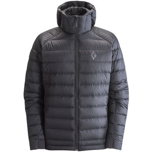 Black Diamond Cold Forge Hoody Jacket Herr black black