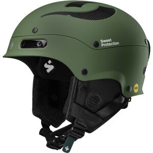 Sweet Protection Trooper II MIPS Helmet Olive Drab Olive Drab