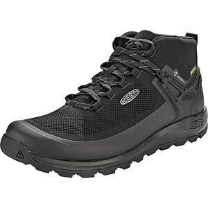 Keen Citizen Evo WP Mid Shoes Herr triple black/black triple black/black