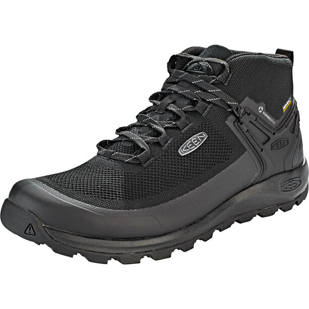 Keen Citizen Evo WP Mid Shoes Herr triple black/black
