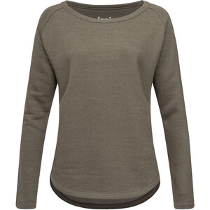 super.natural Knit Sweater Dam killer khaki melange killer khaki melange