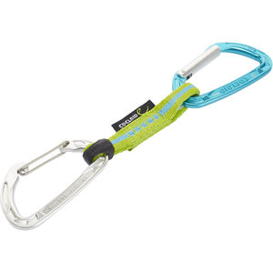 Edelrid Pure Slim Wire Quickdraw Set 12cm oasis-icemint oasis-icemint