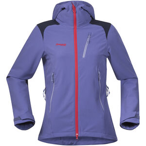 Bergans Cecilie Mountaineering Jacket Dam anemone/navy/strawberry/light anemone anemone/navy/strawberry/light anemone