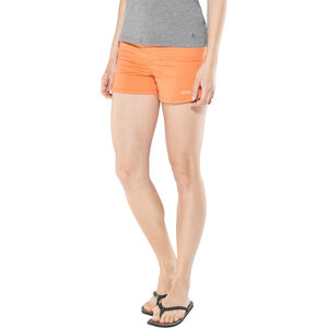 Nihil Oasis Shorts Dam orange flamingo orange flamingo