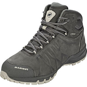 Mammut Mercury III Mid GTX Shoes Herr graphite-taupe graphite-taupe