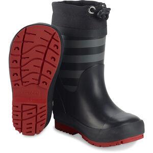 Tretorn Gränna Vinter Rubber Boots Barn black/grey black/grey