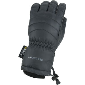 Sealskinz Waterproof Extreme Cold Weather Down Gloves Black Black