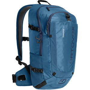 Ortovox Traverse 20 Alpine Backpack blue sea blue sea