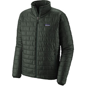 Patagonia Nano Puff Jacket Herr Carbon/Carbon Carbon/Carbon
