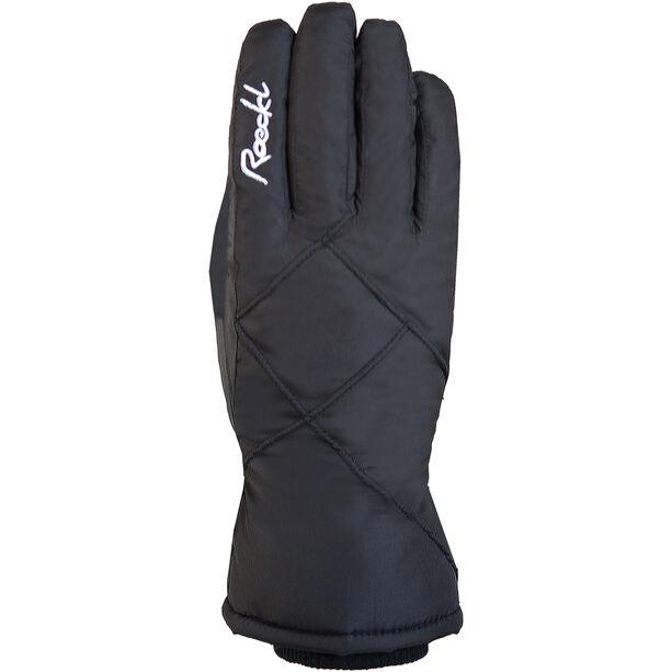 Roeckl Cesana Ski Gloves Dam black