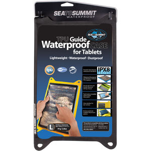 Sea to Summit TPU Guide Wateproff Case for Large Tablets Large black black