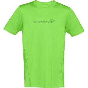 Norrøna /29 Tech T-shirt Herr bamboo green bamboo green