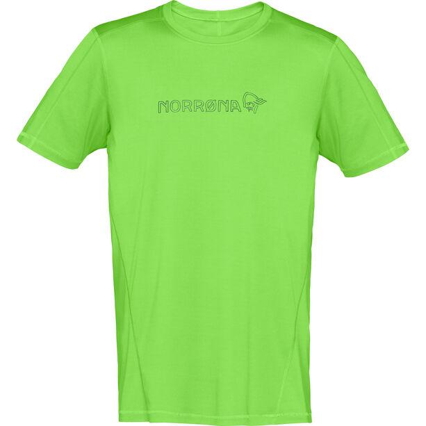 Norrøna /29 Tech T-shirt Herr bamboo green