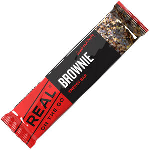 Real Turmat Brownie Bar 35g