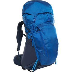 The North Face Banchee 50 Backpack urban navy/bright cobalt blue urban navy/bright cobalt blue