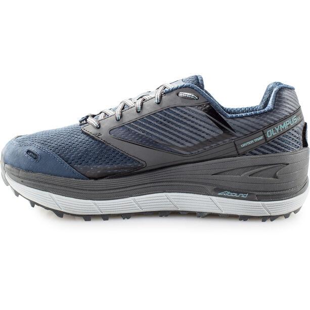 Altra Olympus 2.5 Trail Running Shoes Dam blue