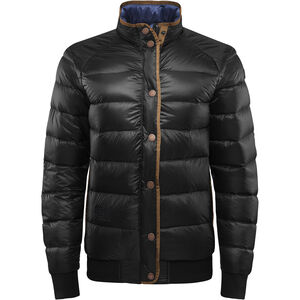 Elevenate Locals Down Jacket Dam black black
