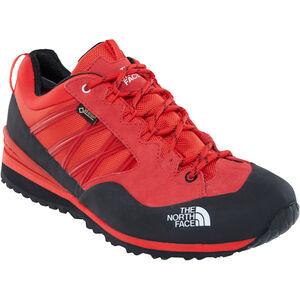The North Face Verto Plasma II GTX Shoes Herr fiery red/tnf black fiery red/tnf black