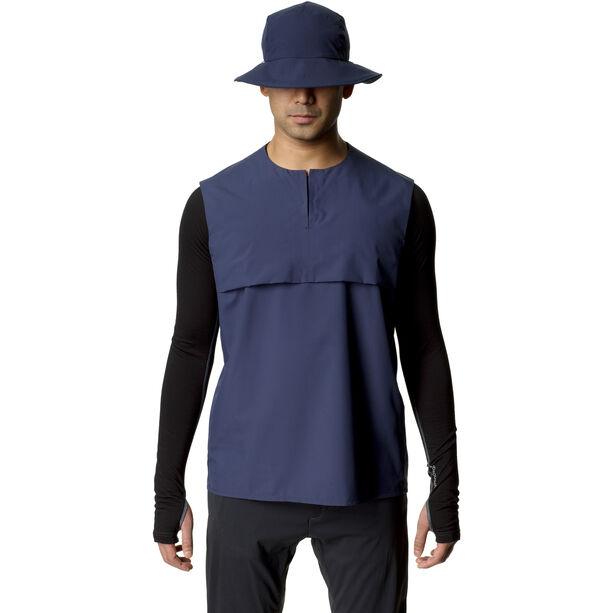 Houdini Trail Vest Herr bucket blue