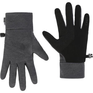 The North Face Etip Gloves Dam tnf dark grey heather tnf dark grey heather