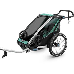 Thule Chariot Lite1 Stroller bluegrass bluegrass