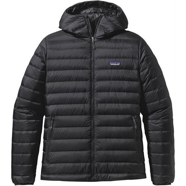 Patagonia Down Sweater Hoodie Herr black