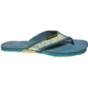 La Sportiva Swing Shoes Herr slate/tropic blue slate/tropic blue