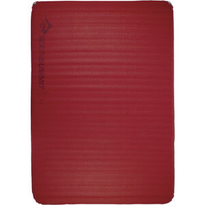 Sea to Summit Comfort Plus Self Inflating Mat Double Wide red red