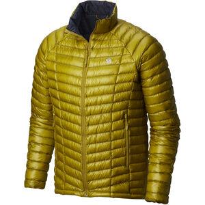 Mountain Hardwear Ghost Whisperer Down Jacket Herr dark citron dark citron