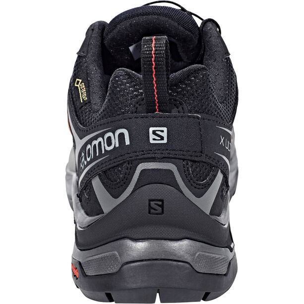 Salomon X Ultra 3 GTX Shoes Dam magnet/black/mineral red