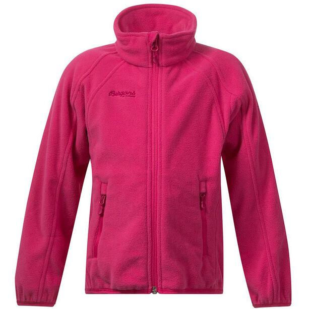 Bergans Bolga Jacket Barn hot pink