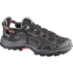 Salomon Techamphibian 3 Shoes Dam black / dark cloud black / dark cloud