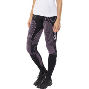 X-Bionic The Trick Running Pants Long Dam black/pink black/pink