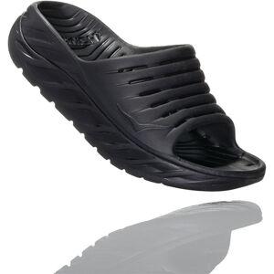 Hoka One One Ora Recovery Slide 2 Sandals Herr black/black black/black