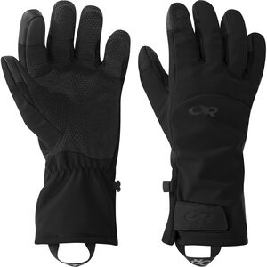 Outdoor Research Inception Aerogel Gloves black black